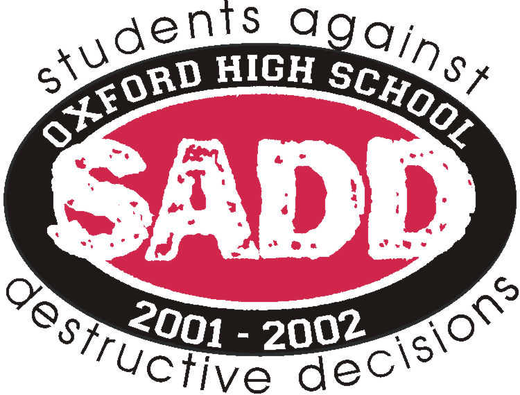 SADD logo; Actual size=240 pixels wide